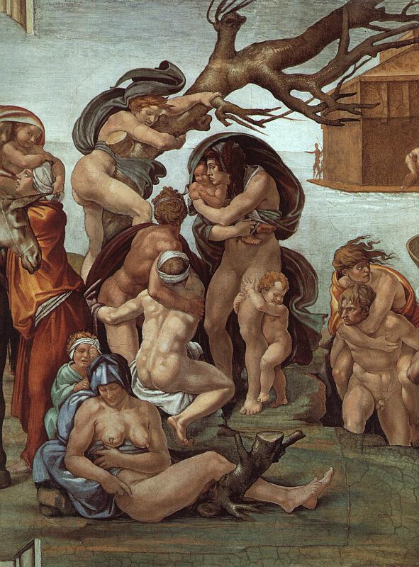 洪水神话研究之一:作为全球话语的洪水叙事