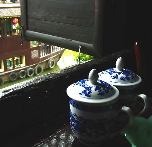茶馆、茶道和世界的容貌