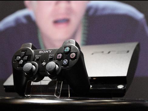 索尼PS3扛不住压力 降价25%至299美元