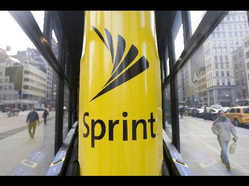 Sprint全年亏损3.84亿美元