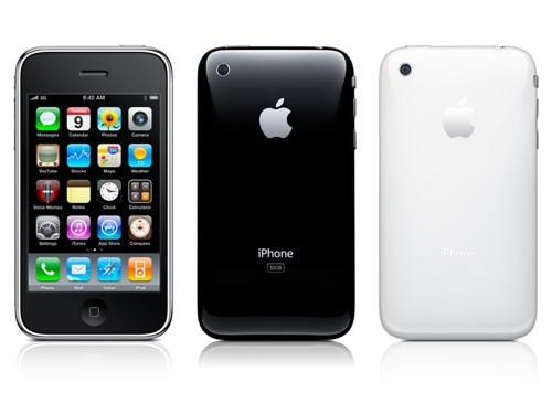 上周末3G S iPhone售出100万部