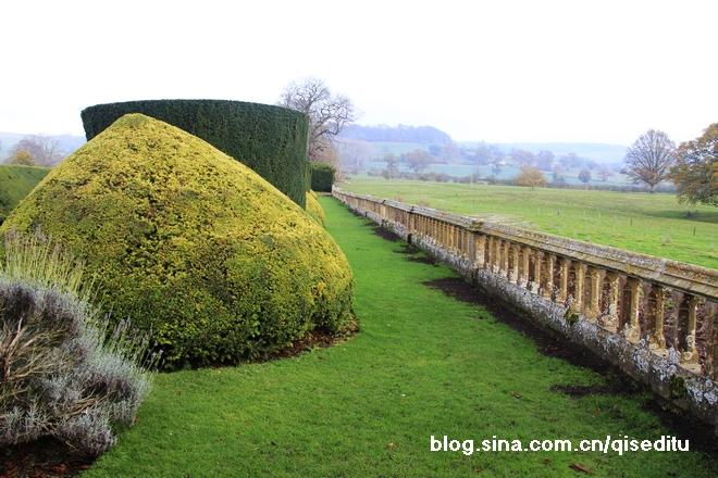 【英国】科茨沃尔德的乡间私人城堡