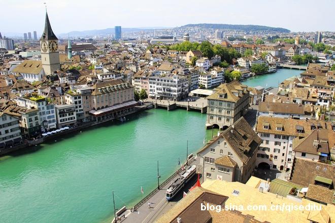 【我的2011】《左右瑞士》,新书上市