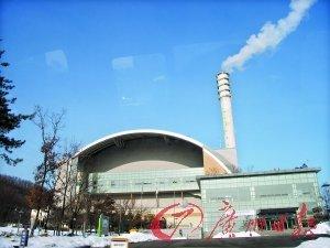 连水蒸气都要控制的日本垃圾焚烧厂