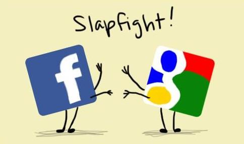 Google+快跑