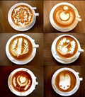 科学 松鼠 趣事 表面 流体力学 咖啡拉花/[流体力学趣事]:咖啡拉花和表面剂