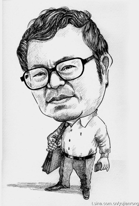 2011,于建嵘教授的随手公益年#让草根公益温暖中国#