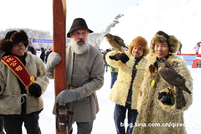 冬日燃情,长春瓦萨滑雪节