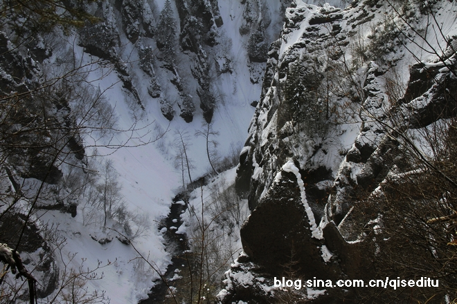长白山,林海雪原奇妙梦境