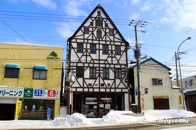 【北海道】小樽,玲珑剔透梦幻之城
