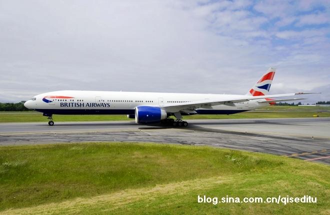 体验英国航空,空中套房在云端