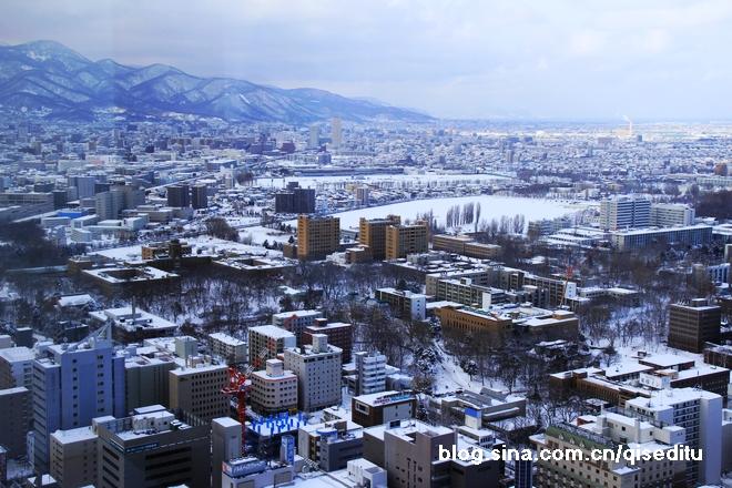 【北海道】札幌,壮阔雪国与美食仙境