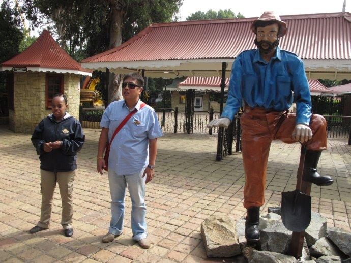 南非旅行记之四:派薄熙来去南非当总统?