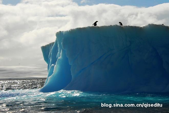 【爱游南极】序:万里云和月,南极梦一场