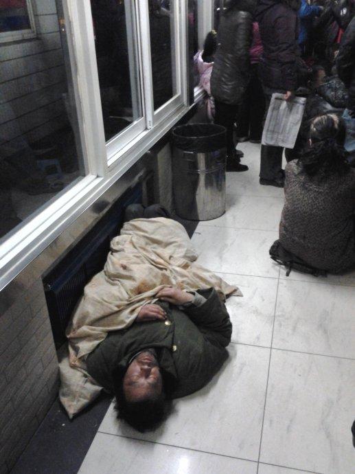 凌晨北京某医院直击鈥満欧纷逾澓团哦幽