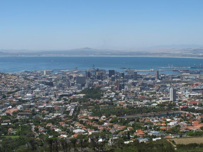 南非旅行记之十:开普敦——非洲大陆最南端美得惊人