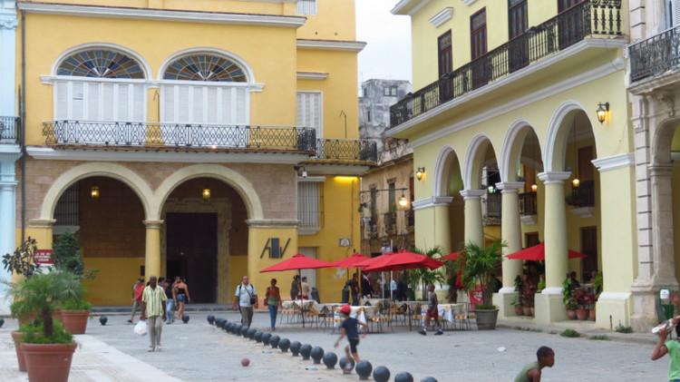 停滞与溃败----古巴散记 - 谢文 - 谢文的博客