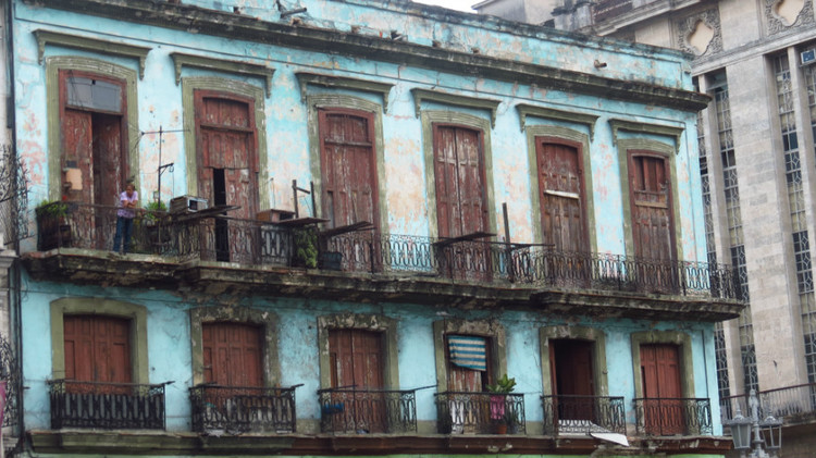 停滞与溃败—-古巴散记