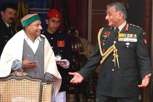 从印度陆军参谋长状告政府说开去