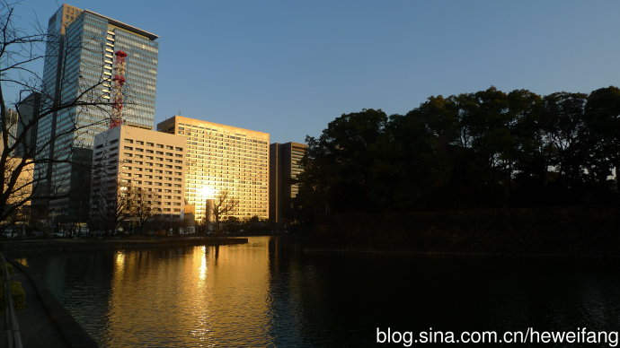 老鶴的東京十景