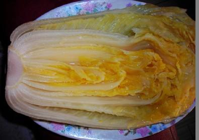 东北人为何喜欢吃酸菜