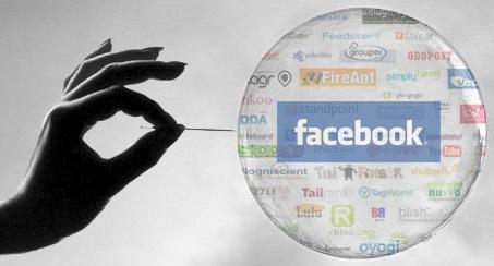 Facebook上市神话是个吹过头的泡沫