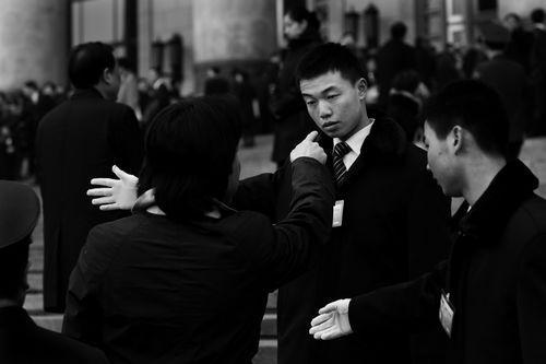 """2012""""两会""""侧影(三)"""
