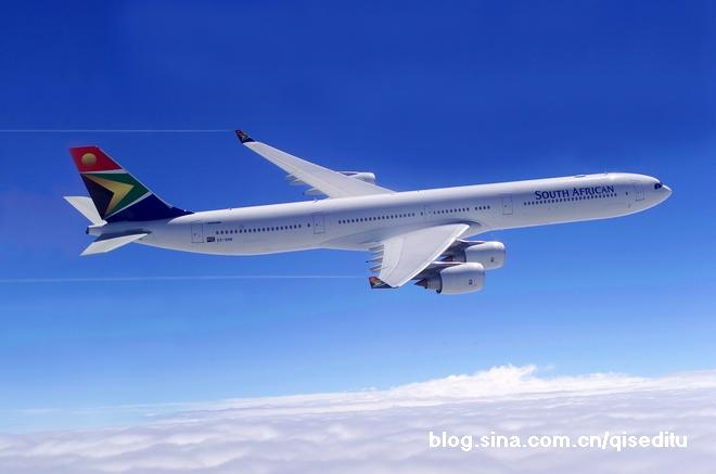 【南非】南非航空,打着飞的去桌山