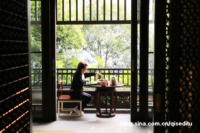 【杭州】西溪悦榕庄,一天漫生活