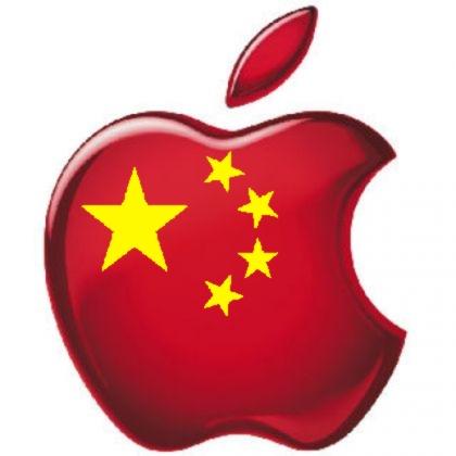 苹果神话的中国效应