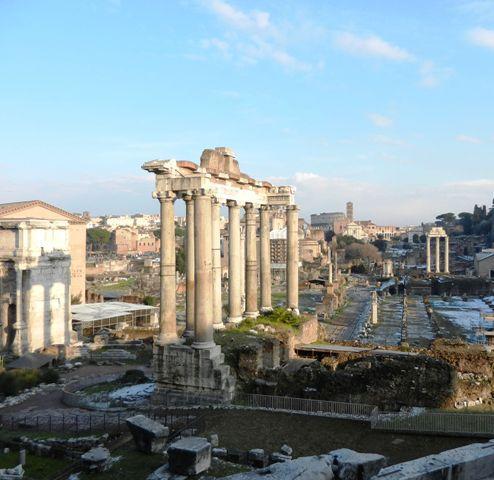 永恒的罗马(3):角斗场、万神殿和帝王纪念堂