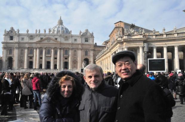 永恒的罗马(4):奇特城邦梵蒂冈