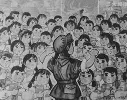 """""""我们都是接班人!"""" —— 当年小学生如何回应林彪事件"""