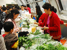 中国消费者与农民尝试建立健康关系