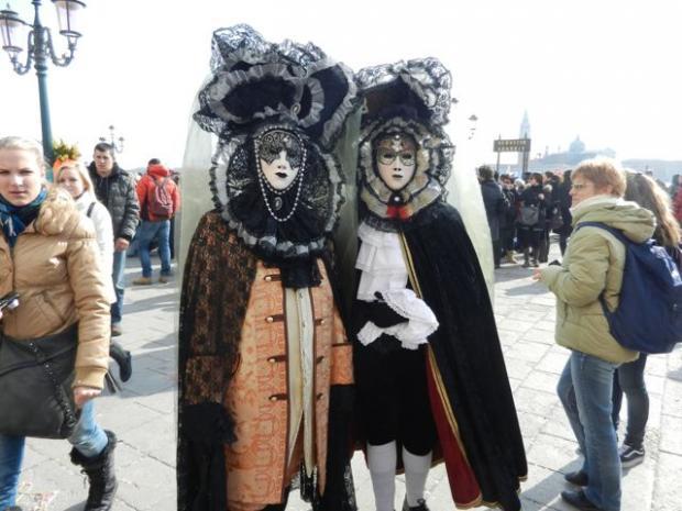 威尼斯的嘉年华会与温州商人