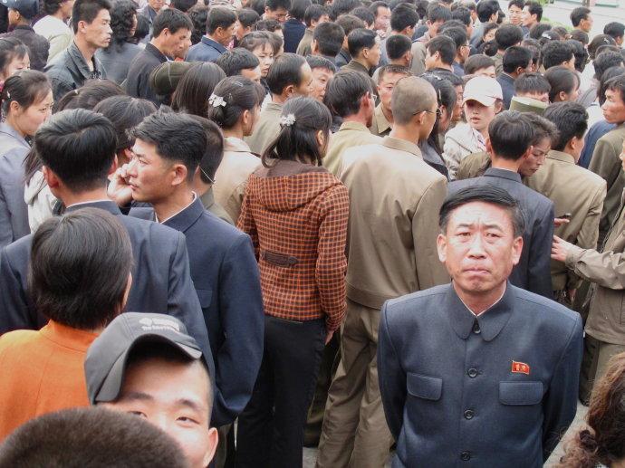 潘石屹:信息隔绝是我在朝鲜最大的不适应