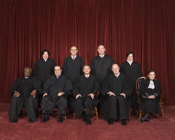 美国最高法院大法官谈司法文化