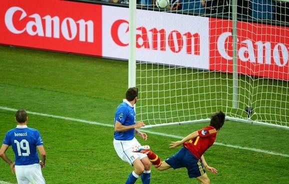 向神奇的西班牙球队致敬