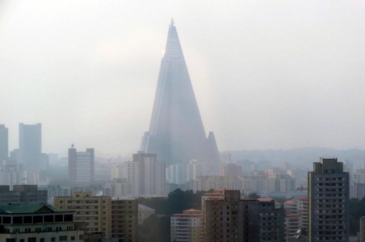 一面历史的镜子—-朝鲜散记