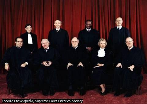 任东来:司法大案如何影响美国宪政