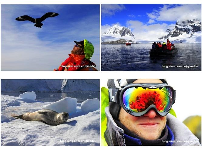【南极】巡游天水中,壮美波澜间