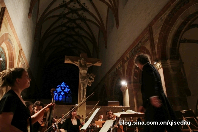 【德国】Maulbronn修道院中的生日音乐会