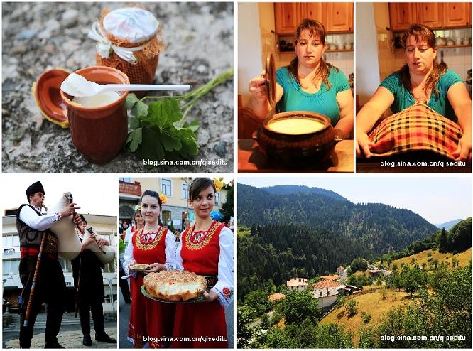 【保加利亚】莫斯利安,世外桃源酸奶之乡