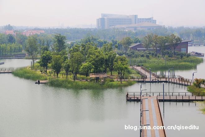 苏州阳澄湖,江南好周末