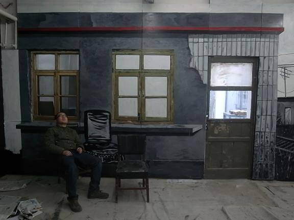 中国当代艺术个案研究系列之《平行的世界》—孙逊访谈