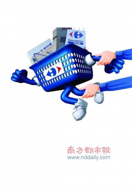 家乐福可能把中国区业务卖给华润吗?