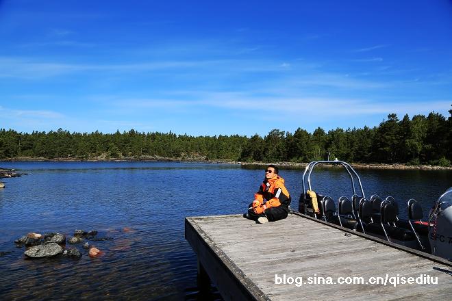 【瑞典】卡尔斯塔德,长在大湖边