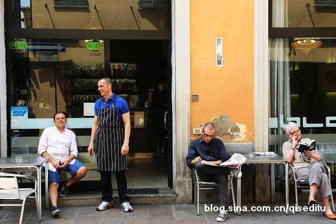 【意大利】博洛尼亚,拱廊中的百味人生