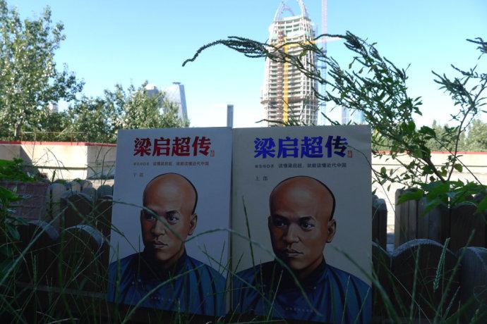 【微博书情20120914】《梁启超传》