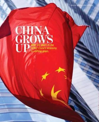 """中国""""崛起之后的自我错觉"""""""